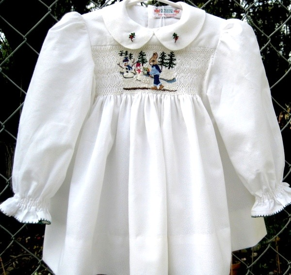 efbb32d6a5f3 Hand Smocked